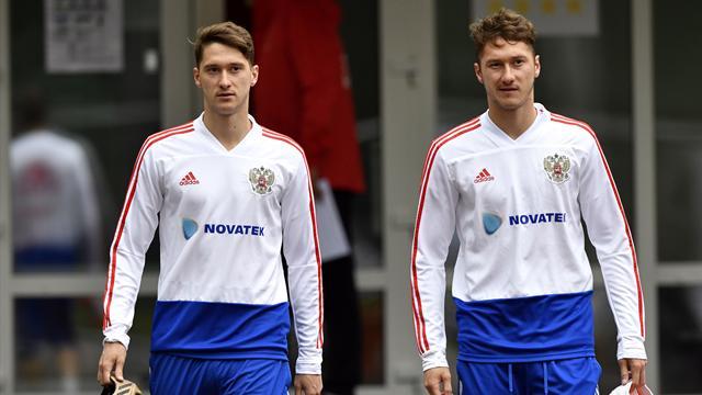 La favola russa dei gemelli Miranchuk e tutti i fratelli Mondiali