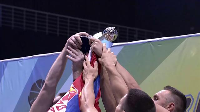 Serbia campione: è (ovviamente) la miglior squadra del Day 5 dei Mondiali di basket 3x3