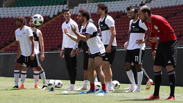 Salah-bildet som gir Egypt økt håp før VM-åpningen