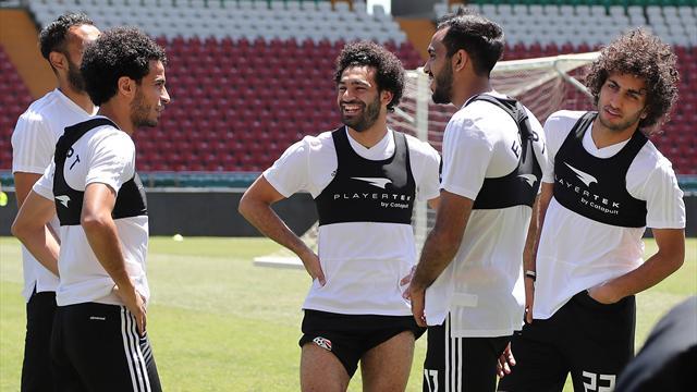 "Salah zurück im Mannschaftstraining: ""Gute Fortschritte"""