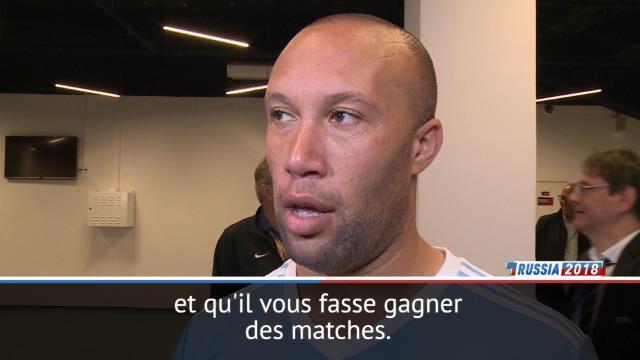 "Bleus - Silvestre : ""On attend de Pogba qu'il fasse la différence"""