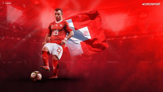 Mundial Rusia 2018, Grupo E: Suiza, solidez para alcanzar los cruces