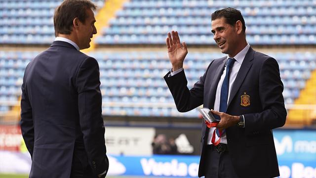 Йерро возглавил сборную Испании