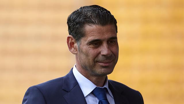 Йерро ушел с поста спортивного директора федерации футбола Испании