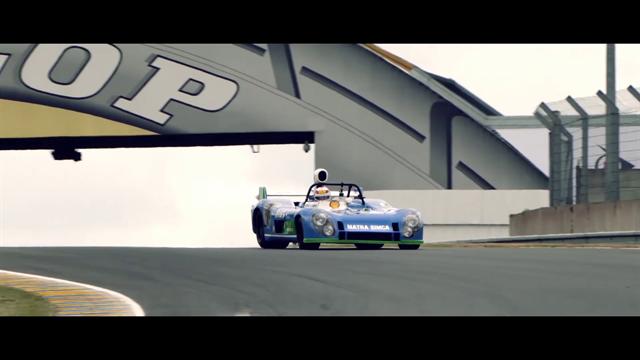 """Legends of Le Mans: l'""""urlo"""" del motore della Matra, tre volte campione negli anni '70"""