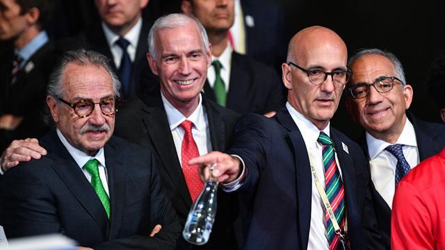 WM 2026 an die USA, Kanada und Mexiko vergeben