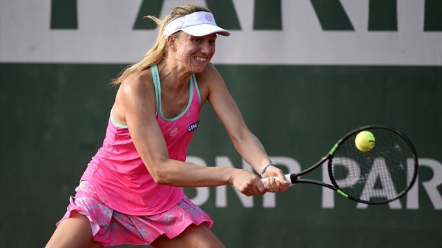 Barthel überrascht gegen Rybarikova