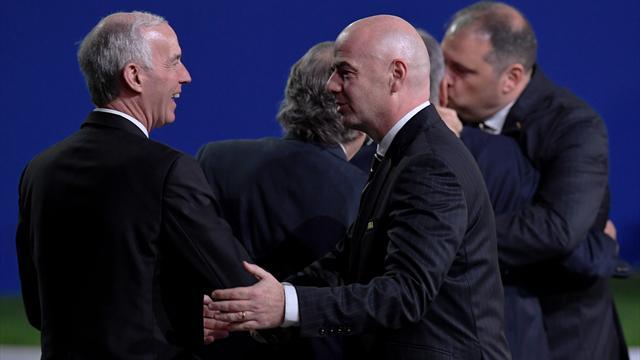 Fragen und Antworten zum FIFA-Kongress (zusammengestellt vom SID)