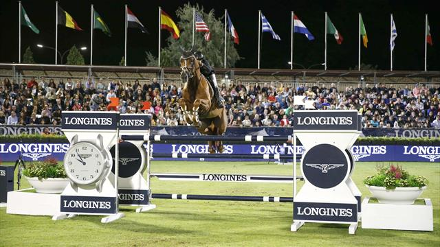 Sieben Deutsche bei Longines Global Champions Tour in Portugal am Start