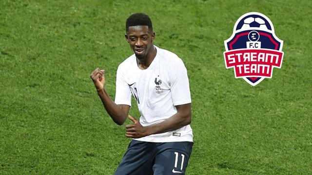 «La Coupe du monde, c'est autre chose : les jeunes vont le découvrir samedi»