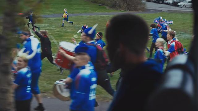 Завораживающий ролик Coca-Cola про Исландию, снятый вратарем «викингов»