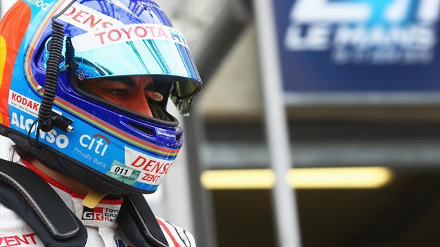 """El valioso consejo a Fernando Alonso de Antonio García: """"Que descubra Le Mans por sí mismo"""""""