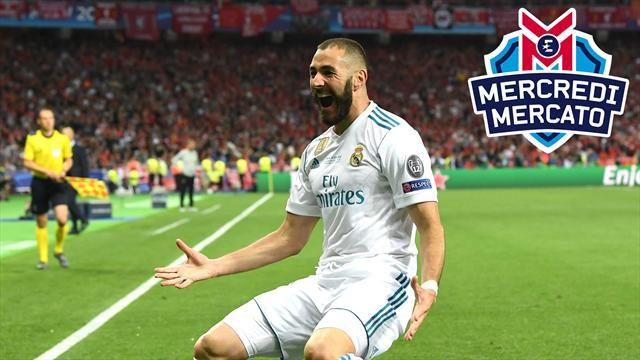 """Benzema ou pas, Madrid a besoin d'un attaquant de pointe"""