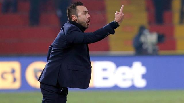 El Sassuolo anuncia el fichaje de Roberto De Zerbi como nuevo técnico