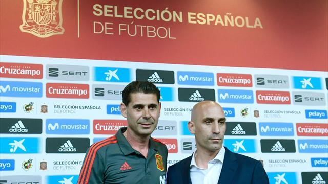 """Hierro: """"Cambierò pochissimo. Il gruppo è coeso, sicuro che la Spagna farà un gran Mondiale"""""""