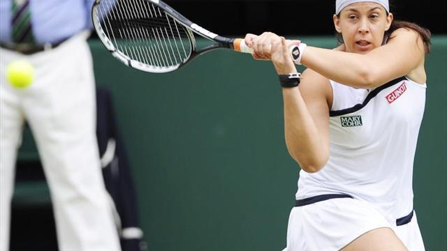 Marion Bartoli anuncia que cuelga la raqueta de forma definitiva