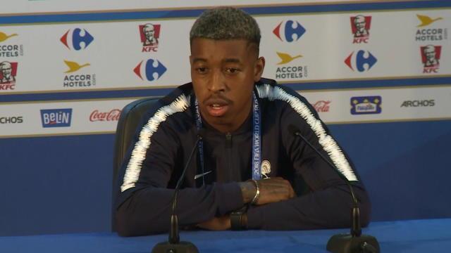 """Bleus - Kimpembe : """"Mbappé ? Il y a tous les jours des coups à l'entraînement"""""""