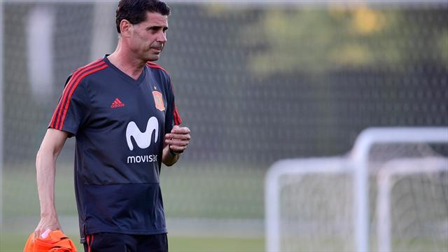 Der Mann mit der schwersten Aufgabe der WM: Das ist Spanien-Coach Hierro