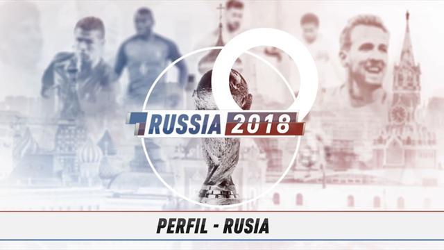 Mundial de Rusia 2018: Así es la selección de Rusia, todos sus datos y estadísticas