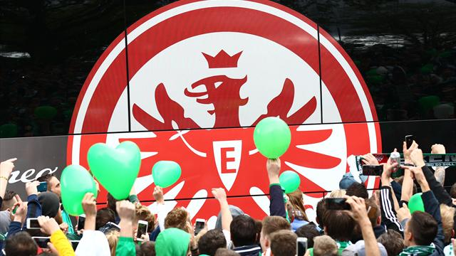 Eintracht Frankfurt eröffnet Fußball-Akademie in den USA
