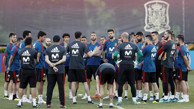 Egoistische Sabotage an Spaniens WM-Traum