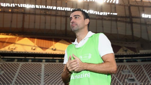 Lopetegui'nin gönderilme kararına Xavi'den destek
