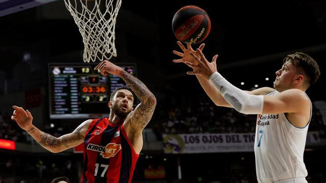Liga ACB (Final), Real Madrid-Baskonia: Presentando credenciales al título (90-94, serie 0-1)
