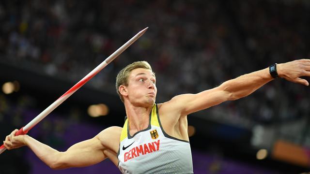 Niederlage für Olympiasieger Röhler