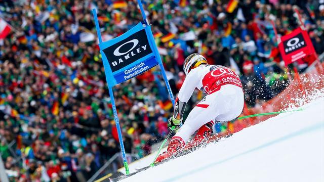 Garmisch-Partenkirchen will alpine Ski-WM 2025