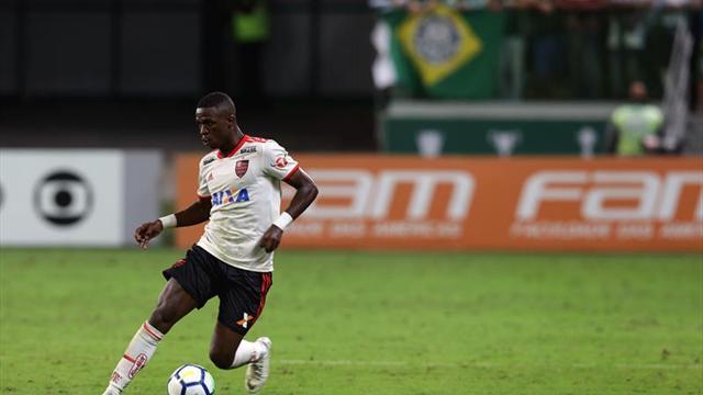 Vinicius Junior se marchó sin marcar en su posible adiós de Brasil