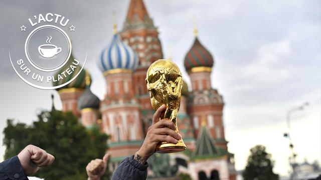 Coupe du monde, football, Mondial (et un peu du reste) : L'actu sur un plateau