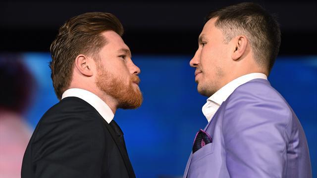 Rückkampf zwischen Alvarez und Golowkin am 15. September