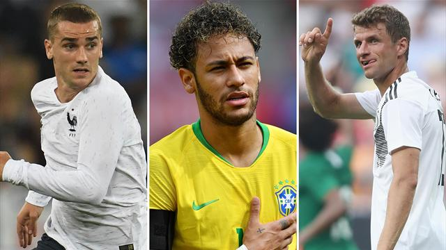 Eurosport Roundtable: Who will win the World Cup?