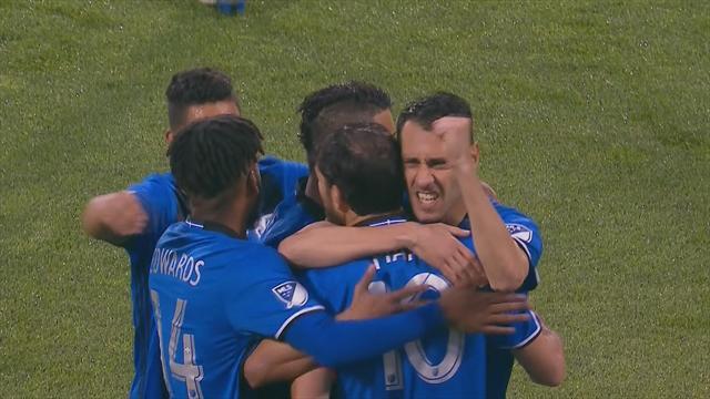 Montreal Impact-Orlando City 3-0, doppietta di Ignacio Piatti: gli highlights