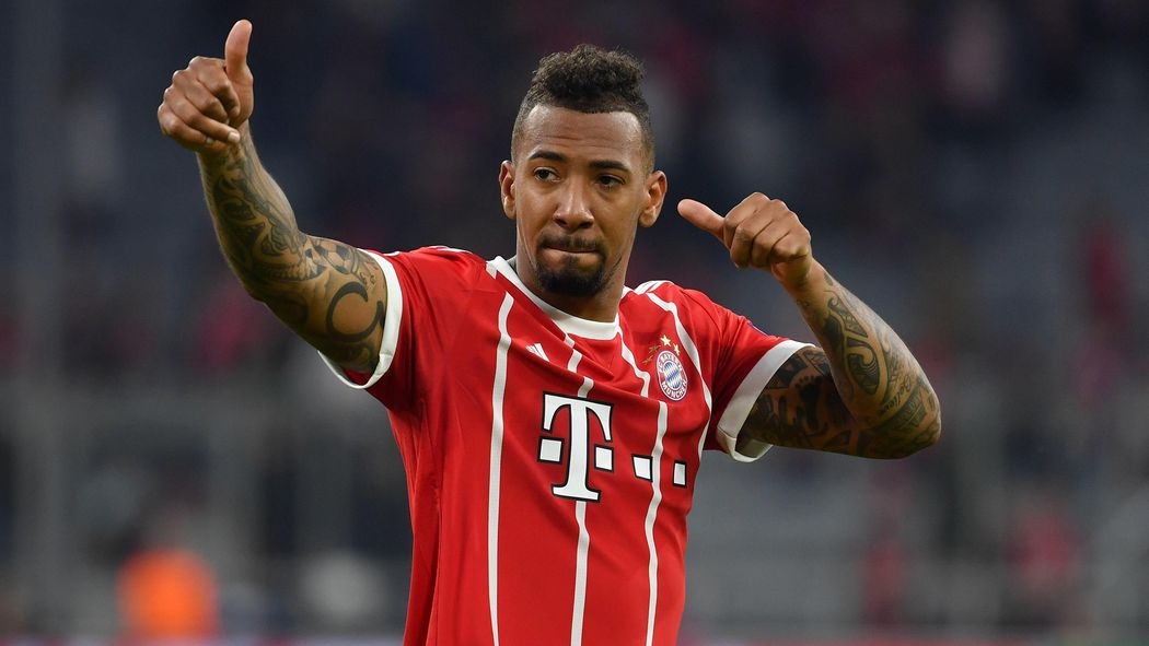 20cc4a4ff26fc1 FC Bayern  Darum darf Jérôme Boateng den Rekordmeister verlassen -  Bundesliga 2017-2018 - Fußball - Eurosport Deutschland