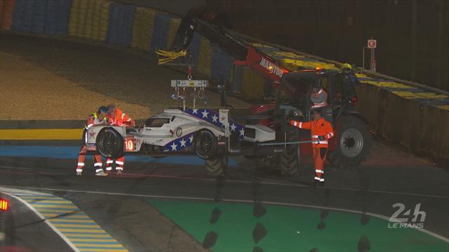 24 Ore di Le Mans, gli highlights delle Q1: domina il team Toyota di Alonso