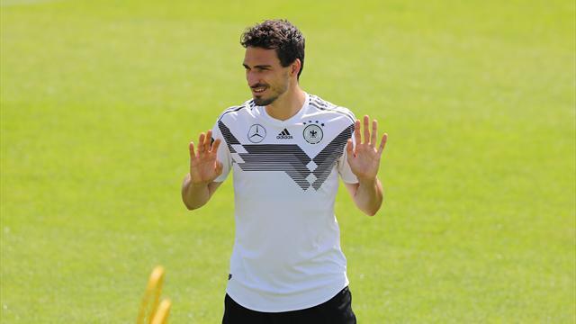 Hummels einziger deutscher Fußballer in wertvollster Elf der Welt