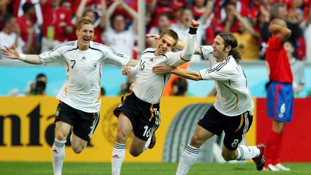 Die deutschen WM-Auftaktspiele seit 1954