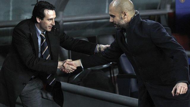 Guardiola comenzará la defensa del título contra el Arsenal de Emery
