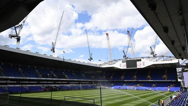 El Tottenham estrenará su nuevo estadio contra Liverpool el 15 de septiembre
