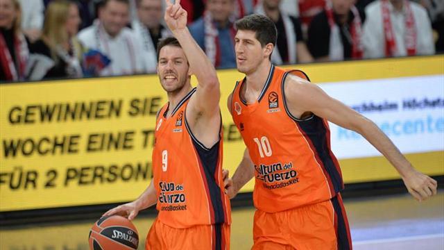 El Valencia y Van Rossom firman un nuevo contrato de dos temporadas