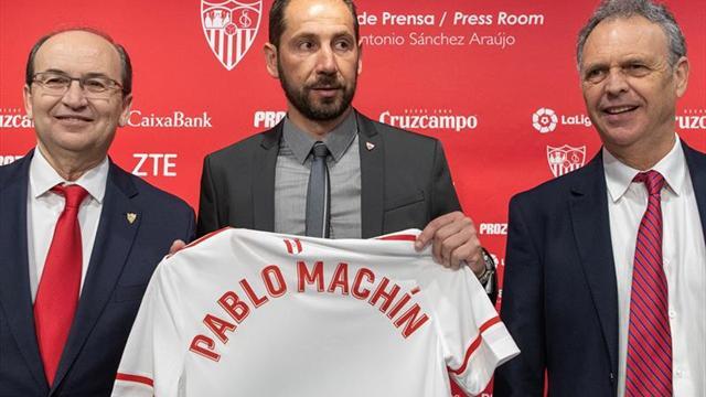 """Machín asegura que la secretaría técnica """"tiene el perfil de futbolistas"""" que busca"""