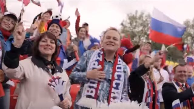 «Оле-оле-оле, мяч на траве». Следственный комитет выпустил ролик в поддержку сборной России
