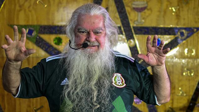 Mexiko: Geisterbeschwörer vor Duell gegen Weltmeister Deutschland