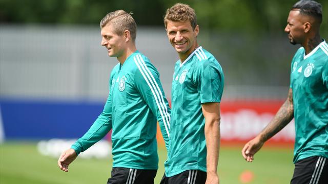"""DFB-Team: Mit """"Gier und Feuer"""" gegen Mexiko"""