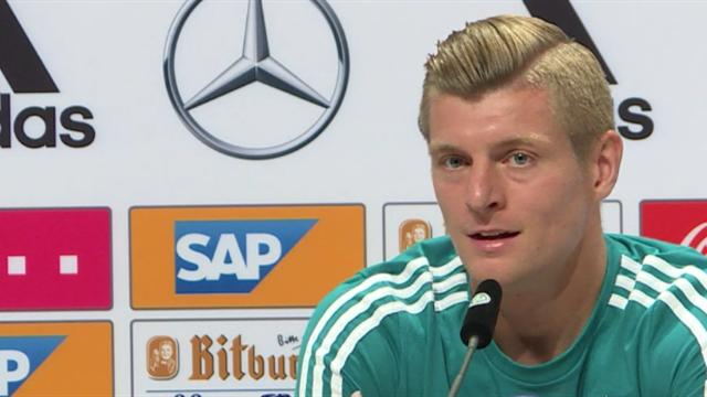 Kroos: Özil und Gündogan brauchen unsere Unterstützung