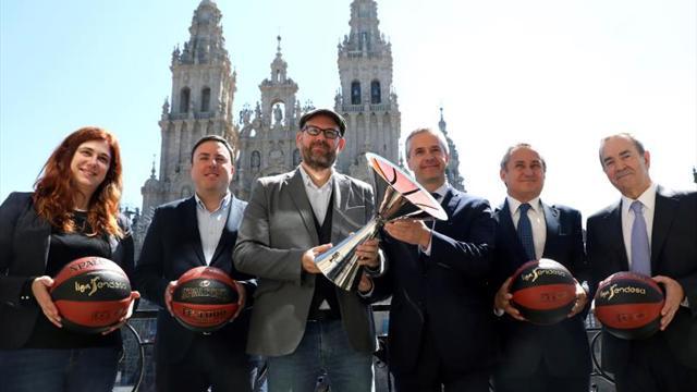 Santiago aspira a organizar la mejor Supercopa Endesa de la historia