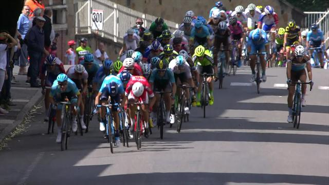 Nacer Bouhanni claims Stage 1 of Route Occitanie