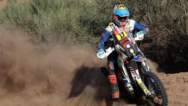 Armand Monleón gana por tercera vez consecutiva el Rally Taklimakán