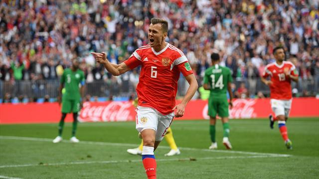Rivincita Cheryshev: dalla figuraccia con il Real Madrid alla doppietta mondiale